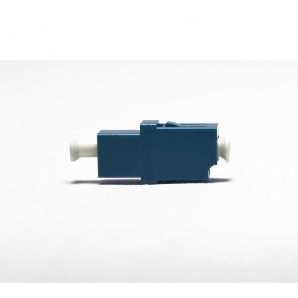LC Female to LC Female Single Mode Simplex Adapter