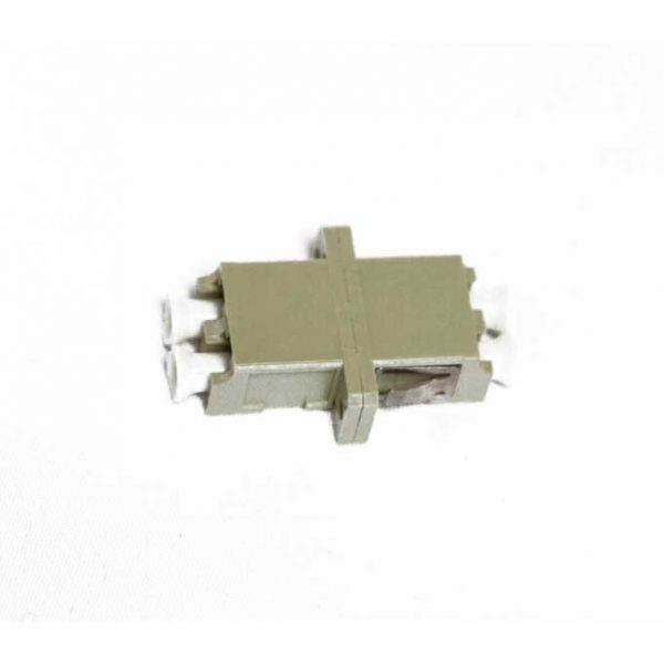 LC Female to LC Female Multi Mode Duplex Adapter