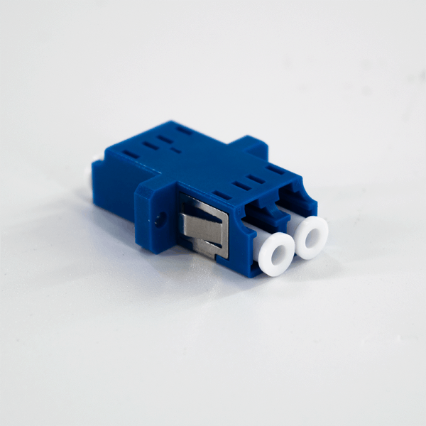 LC Female to LC Female Single Mode Duplex Adapter