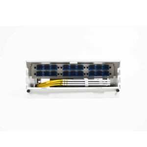 72 Port Rack Mount (3RU) w/12x6 SC Adapter Plates