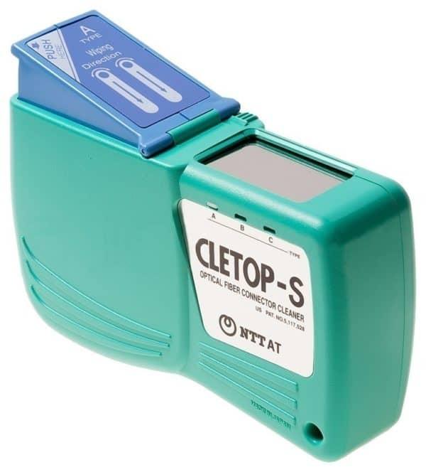 MI 8500-10-0020MZ CLETOP optical fiber connector cleaner